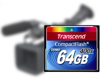 Transcend 64gb cf card hire bristol