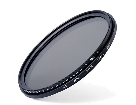 Neutral Density ND Filter kit hire