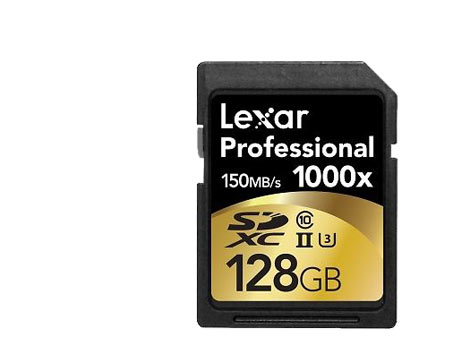 128GB SDXC Memory Card Hire Bristol