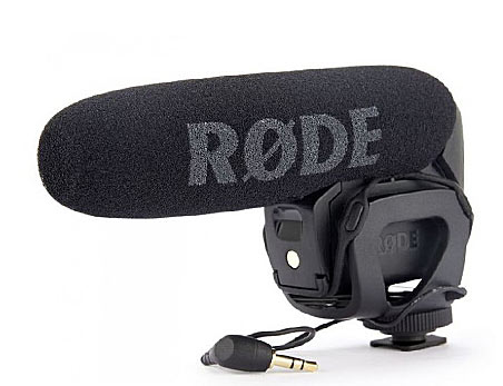 Rode DSLR Camera Mic hire Bristol
