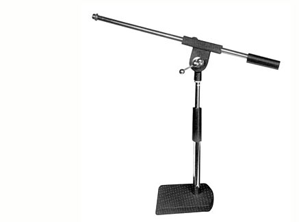 Table-top Microphone stand hire Bristol