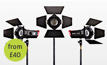 aputure ls-mini20 led fresnel continuous lights