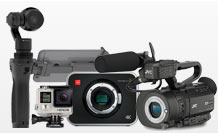 4k cinema camera hire