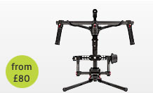 DJI Ronin 3 axis steadicam system