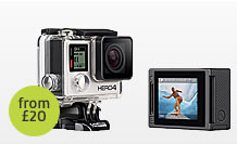 GoPro hero 4 Silver Edition Hire